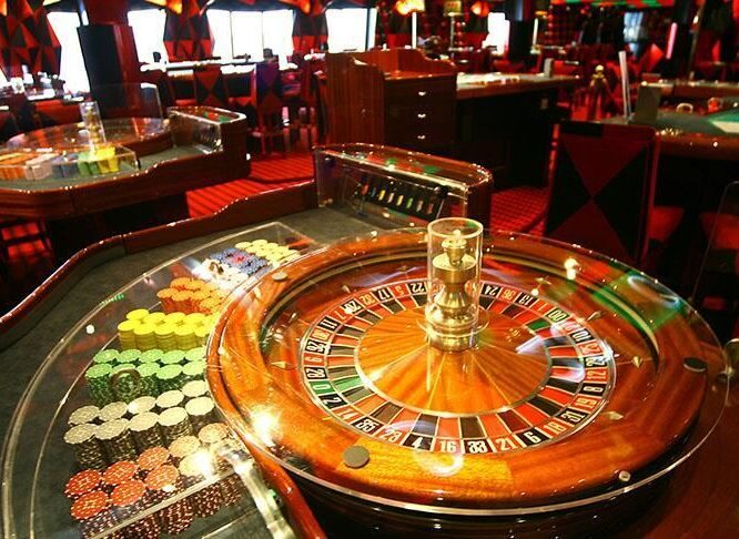 The Development Of Gambling