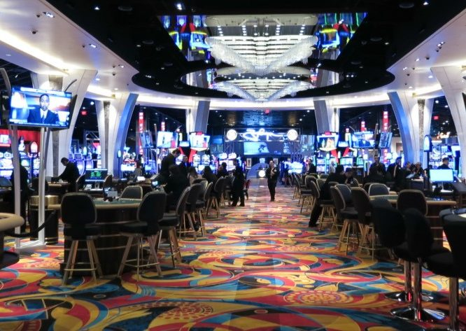 The Way To Create Your Casino Appearance Wonderful In 8 Days