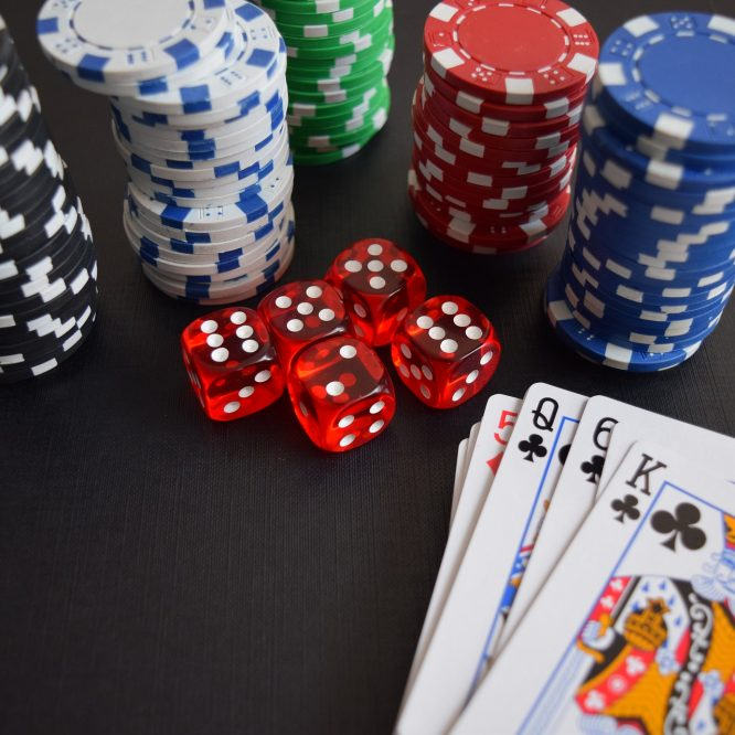 Avoid The Greatest Errors Made By Beginning Casino