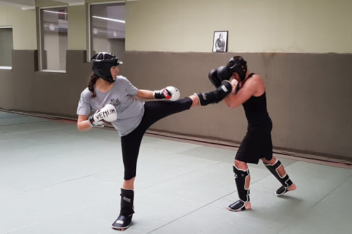 You Do Kickboxing Classes Now