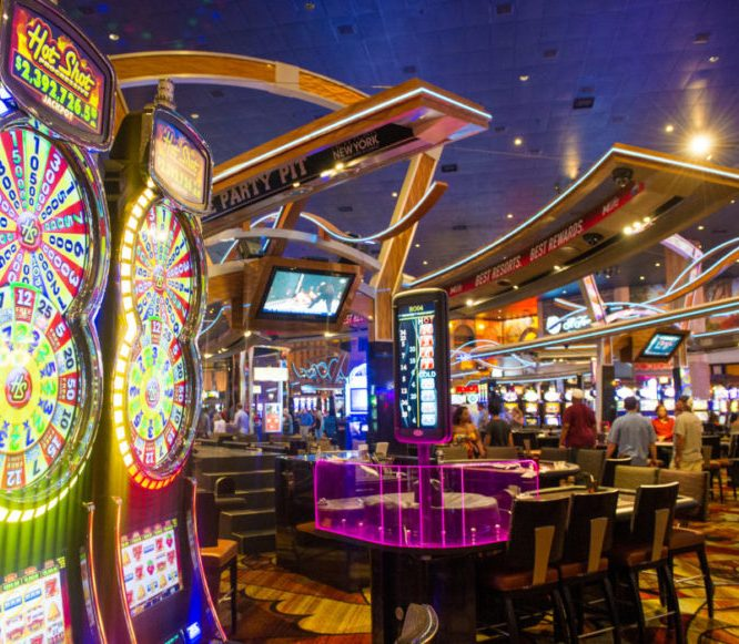 It is All About The Casino