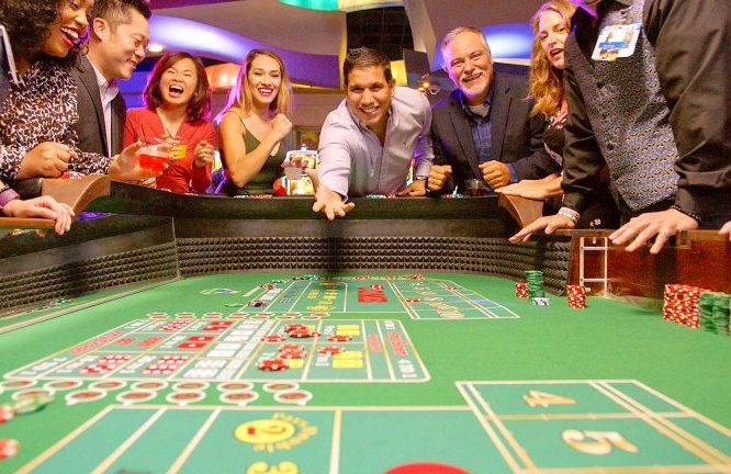 Four Methods Casino Can Make You Invincible