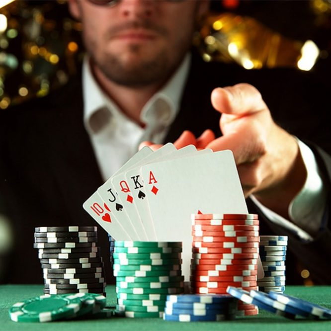 Create A Online Casino A Highschool Bully Would Be Afraid Of