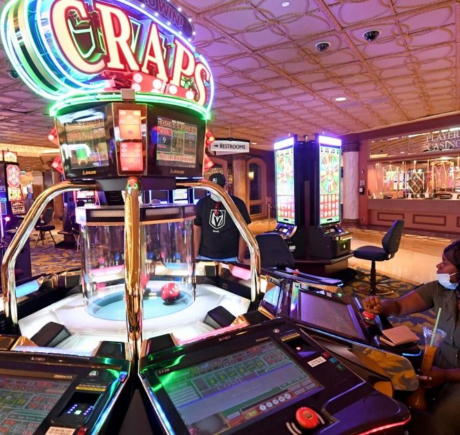 Sick And Tired Of Doing Casino The Previous Way?